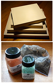 Pannåer och pigment