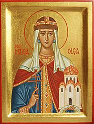 Den heliga Olga