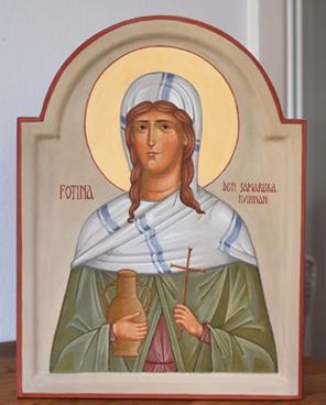 Fotina, den samariska kvinnan